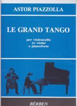 Piazzolla A. - Le Grand Tango - Viola, Piano