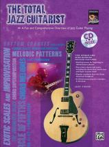 Fisher Jody - Total Jazz Guitarist + Cd - Guitar