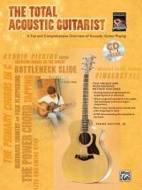 Natter Frank Jr - Total Acoustic Guitarist + Cd - Guitar