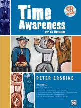 Erskine Peter - Time Awareness For Musicians + Cd - Drum