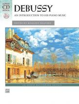 Debussy Claude - Introduction Ot Debussy + Cd - Piano Solo
