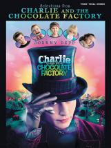 Elfman Danny - Charlie And The Chocolate Factory - Piano And Voice