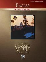 Eagles The - Hotel California - Guitar Tab
