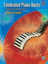 Vandall Robert D. - Celebrated Piano Duets - Book 4 - Piano Duet