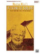 Martha Mier - Favorites Solos Book 1 - Piano