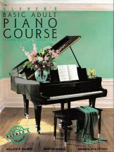Palmer Manus And Lethco - Alfred Adult Piano Course Lesson Book 2 - Piano