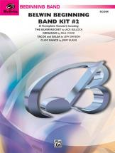 Belwin Beginning Band Kit #2 - Symphonic Wind Band