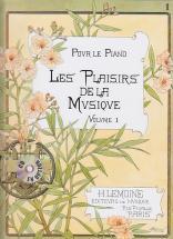 Les Plaisirs De La Musique Vol.1a - Piano