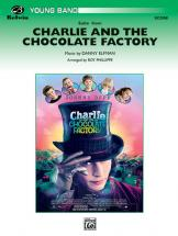 Elfman Danny - Charlie And The Chocolate Factory, Suite - Symphonic Wind Band