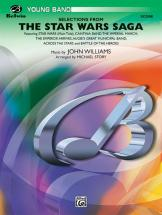 Williams John - Star Wars Saga, Selections - Symphonic Wind Band