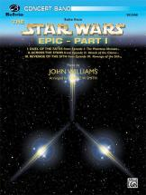 Williams John - Star Wars Epic - Part I - Symphonic Wind Band