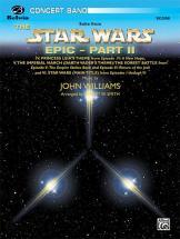 Williams John - Star Wars Epic - Part Ii - Symphonic Wind Band