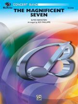 Bernstein Elmer - Magnificent Seven - Symphonic Wind Band