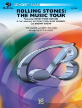 Lopez Victor - Rolling Stones: Music Tour - Symphonic Wind Band