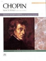 Chopin Frederic - Nocturnes Complete - Piano Solo