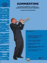 Gershwin George - Summertime - Jazz Band