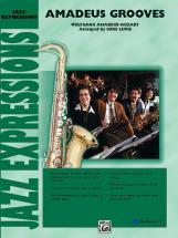 Mozart Wolfgang Amadeus - Amadeus Groove - Jazz Band