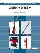Rimsky-korsakov Nicolai - Capriccio Espagnol - Full Orchestra