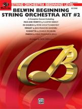 Cerulli Bob - Belwin Beginning String Orchestra Kit #2 - String Orchestra