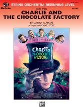 Elfman Danny - Charlie, Chocolate Facotry, Suite - String Orchestra