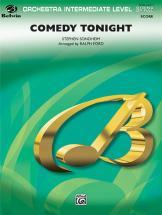 Sondheim Stephen - Comedy Tonight - Flexible Orchestra