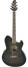 Ibanez Tcm50 Tks Transparent Black Sunburst High Gloss