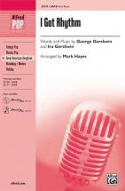 Gershwin George - I Got Rhythm - Mixed Voices Satb