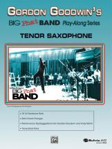 Goodwin Gordon - Big Phat Band + Cd - Saxophone And Piano