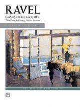 Ravel Maurice - Gaspard De La Nuit - Piano Solo