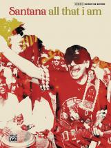 Santana Carlos - All That I Am - Guitar Tab