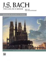 Bach Johann Sebastian - Toccata In D Minor - Piano Solo