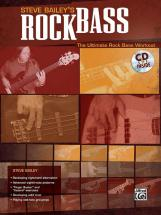 Bailey Steve - Rock Bass + Cd - Bass Guitar