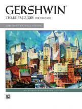 Gershwin George - Three Preludes For Piano - Piano Solo