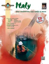 Manzi Lou - Guitar Atlas - Italy + Cd - Guitar Solo