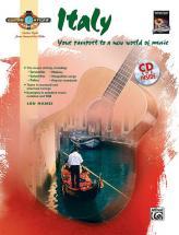 Manzi Lou - Guitar Atlas - Italy + Cd - Guitar Solo