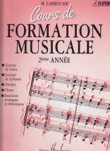Labrousse Marguerite - Cours De Formation Musicale Vol.2