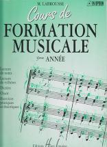 Labrousse Marguerite - Cours De Formation Musicale Vol.3