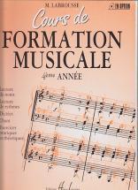 Labrousse Marguerite - Cours De Formation Musicale Vol.4