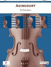 Spata Doug - Agincourt - String Orchestra