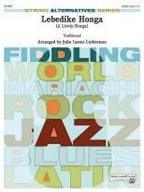 Lieberman Julie Lyonn - Lebedike Honga - String Orchestra