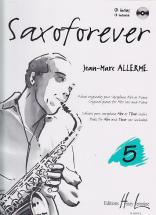 Allerme Jean-marc - Saxoforever Vol.5 + Cd