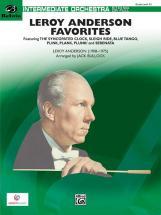 Anderson Leroy - Leroy Anderson Favorites - Flexible Orchestra