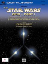 Williams John - Star Wars Epic : Part I - Full Orchestra