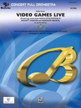 Ford Ralph - Video Games Live, Suite - Full Orchestra