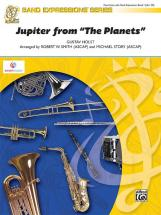 Holst Gustav - Jupiter From The Planets - Symphonic Wind Band