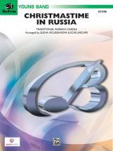Roussanova Luca Elena - Christmastime In Russia - Symphonic Wind Band