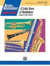 Williams John - O Little Town Of Bethlehem - Symphonic Wind Band