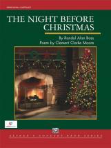 Bass Randol Alan - Night Before Christmas - Symphonic Wind Band