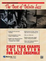 Best Of Belwin: First Year Charts - Tenor Saxophone 1