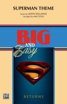 Williams John - Superman Theme - Score And Parts